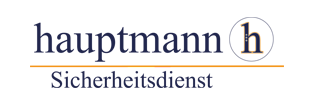 Logo Hauptmann Security GmbH